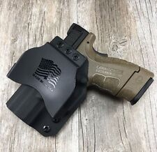 OWB PADDLE Holster Springfield XD Mod 2 subcompact 9 / 40 Kydex Retention SDH