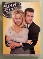 SPIN CITY  the complete fifth season DVD