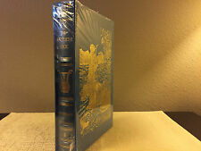 Easton Press Leather/Slipcase - The Blue Poetry Book by Andrew Lang New SEALED!