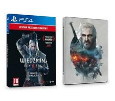 The Witcher 3: Wild Hunt Collector's Edition steelbook PS4 xbox one G2 Skellige