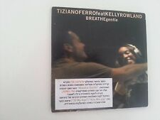 TIZIANO FERRO ft KELLY ROWLAND ‎– Breathe Gentle ISRAELI PROMO CD SINGLE