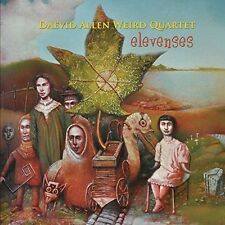 Elevenses - David Allen Weird (2016, CD NEUF)