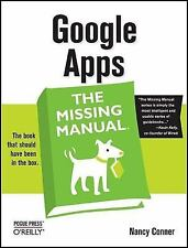 Google Apps: The Missing Manual-ExLibrary