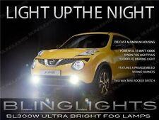 Xenon Fog Lamps Driving Lights Kit for 2015 2016 Nissan Juke