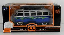 """1962 VOLKSWAGEN BUS JADA COLLECTOR'S CLUB CC LIMITED EDITION 1:24  """"NEW"""""""