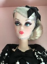 BOUCLE BEAUTY SILKSTONE BARBIE DOLL  FASHION MODEL 2014 GOLD LABEL  # CGT25 NRFB