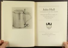 American Massachusetts Colonial Silversmith John Hull - The 1940 Limited Edition