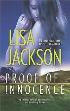 Proof of Innocence by Lisa Jackson Paperback