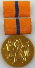 Medaille für hervorragende Leistungen in der Metallurgie der DDR (AH260a)