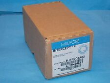 MILLIPORE INTERCEPT Q SJ4R008A02 5 FILTERS NEW