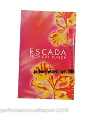 3 X CLASSIC TROPICAL PUNCH by ESCADA SAMPLE VIAL .04 OZ / 1.2 ML EAU DE TOILETTE