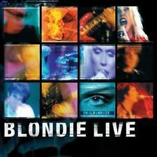 BLONDIE-LIVE CD NUOVO & OVP!