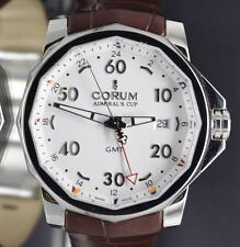 Corum Admiral's Cup Challenger GMT – Full Set
