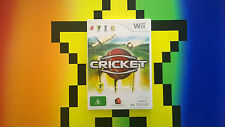 NES NINTENDO WII CRICKET VIDEOGAME VIDEO GAME FREE POSTAGE