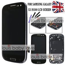 For Samsung Galaxy S3 I9300 LCD Display Digitizer Touch Screen Black Assembly UK