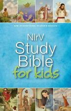 NIrV Study Bible For Kids, Updated (2015, Hardcover)