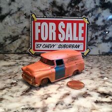 JADA 57 CHEVY SUBURBAN 1/64 scale DIE CAST CAR 1957 CHEVROLET FOR SALE EDITION