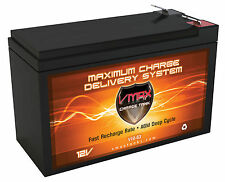 VMAX63 12 Volt 10Ah AGM SLA VRLA Battery REPLACES  Minuteman BP48V13
