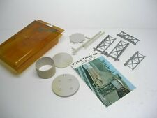 HO SCALE EURO RAILS MODEL WATER TOWER KIT FOR TRAIN LAYOUTS
