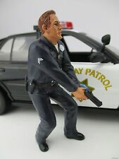 Police Officer 3 * LAPD Style * AMERICAN DIORAMA * Maßstab 1:18* OVP * NEU