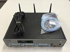 CISCO1941W/K9 Wireless Lan Integrated Services Router  *1-YR Warranty