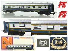LIMA 304 VINTAGE CARROZZA PULLMAN CAR CIWL per FS ITALIANE Nr.4161 BOX SCALA-N