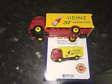 "ATLAS Edition-Dinky Supertoys ""HEINZ"" Guy GUERRIERO 57 con certificato no.920."