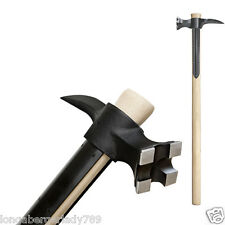 COLD STEEL BRAND WAR HAMMER PICK BATTLE AXE SPIKE MIDEVIL FIGHTING STYLE WEAPON