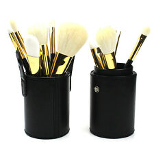 Cosmetic Makeup Brushes Brush Pen Tool Cup Storage Holder Box Make Up Case Pouch