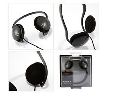 Sony MDR-G45LP Behind the Neck Headphones/Iphone/Ipad/Galaxy/Smartphones