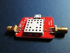 Ultra Low Noise Amplifier Gain 40dB; 0.01 - 2GHz LNA; NF 0.5dB operates to 4GHz