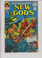 New Gods #7 FN- march 1972 - jack kirby - 1st appearance steppenwolf - dc comics