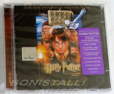 HARRY POTTER AND THE PHILOSOPHER'S STONE - SOUNDTRACK O.S.T. - CD Sigillato
