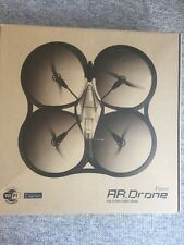AR Parrot Drone 1.0 Quadcopter - Frontal Camera - Air Base - Flying Video Game