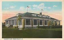 Country Club in Sioux Falls SD Postcard