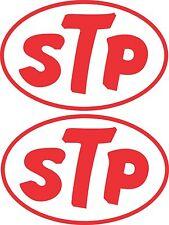 STP Stickers 2 x 275 x 180 Quality Avery Marine grade