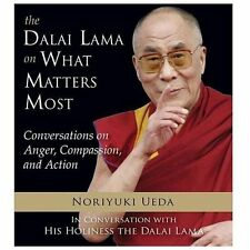 Excellent, The Dalai Lama on What Matters Most: Conversations on Anger, Compassi
