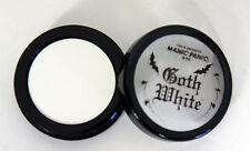 MANIC PANIC Goth White Cream Powder Face Make Up Vampire Rock Glam NEW