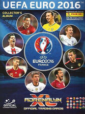 Panini Adrenalyn XL UEFA Euro 2016 Album Binder + Full Complete Set 459 Cards
