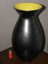 ancien grand vase elchinger en ceramique design vintage 1970 old vase design vtg