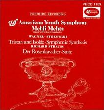 Symphonic Synthesis from Tristan and Isolde/Der Rosenkavalier Suite by