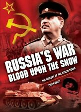 RUSSIA'S WAR:BLOOD UPON THE SNOW (ALL 10 EPISODES ON ONE DVD DISC) NTSC