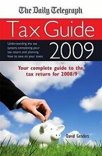 Genders, David The Daily Telegraph Tax Guide 2009 Very Good Book