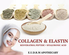 COLLAGEN mask hyaluronic acid skin wrinkle freeze magic cream anti aging serum