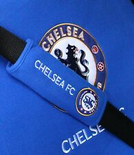 CHELSEA CAR ACCESSORY - SEAT BELT COVERS WITH PADS. OFFICIAL CHELSEA PRODUCTS