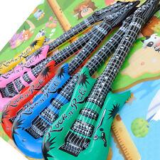 Moderne aufblasbare Gitarre 50cm aus PVC-Material  besonders für Kinder günstig