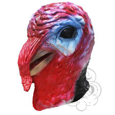 Latex Animal Realistic Turkey Bird Christmas Events Stag/Hen Party Display Mask