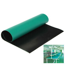 Green Desktop Anti Static ESD 300x400mm Grounding Mat For Phone PC Tablet Repair