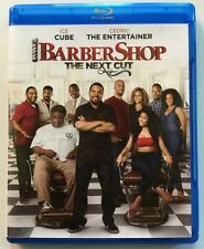 BARBER SHOP THE NEXT CUT BLU RAY FREE WORLD WIDE SHIPPING ICE CUBE NICKI MINAJ