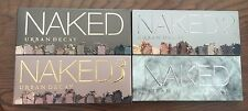 AUTHENTIC Urban Decay Eye Shadows Naked, 2, 3 and Smoky Palettes - New In Box